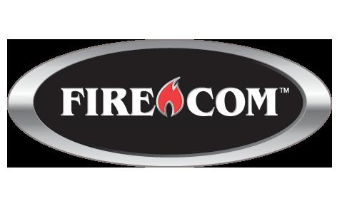 FireCom logo